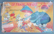 Les Mondes Engloutis - Vehicule - Le Train Pirate Coffret Jouef Ceji 700400
