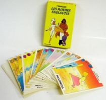 Les Mondes Engloutis card game - Ducale