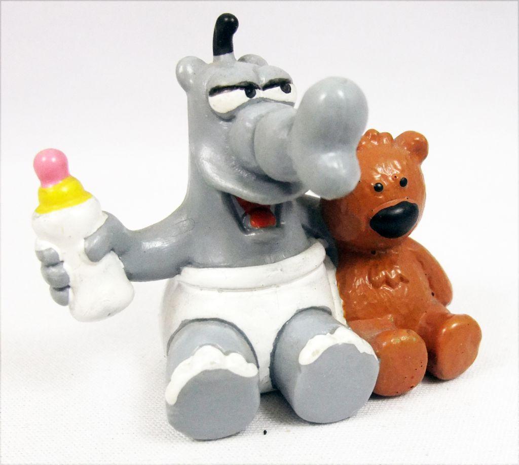 Les Ottifants - Figurine PVC Schleich - Baby Bruno