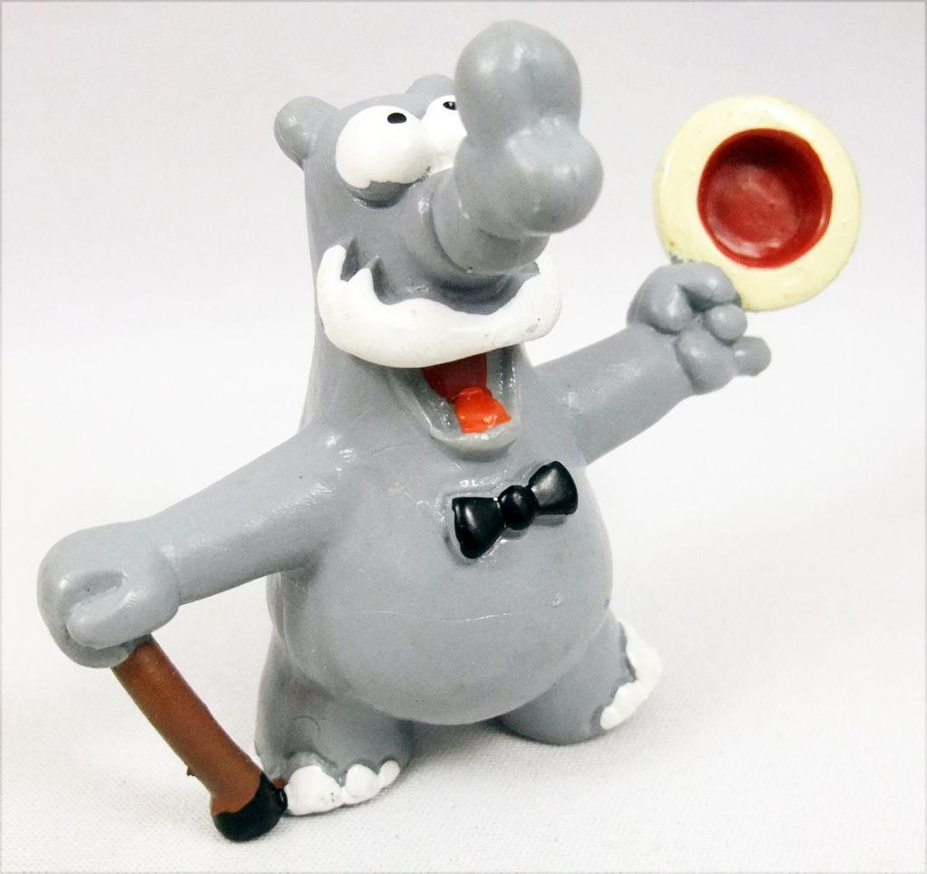 Les Ottifants - Figurine PVC Schleich - Papy Bommel