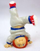 Les Patoufs - Figurine PVC 1984 - Garçon tête en bas