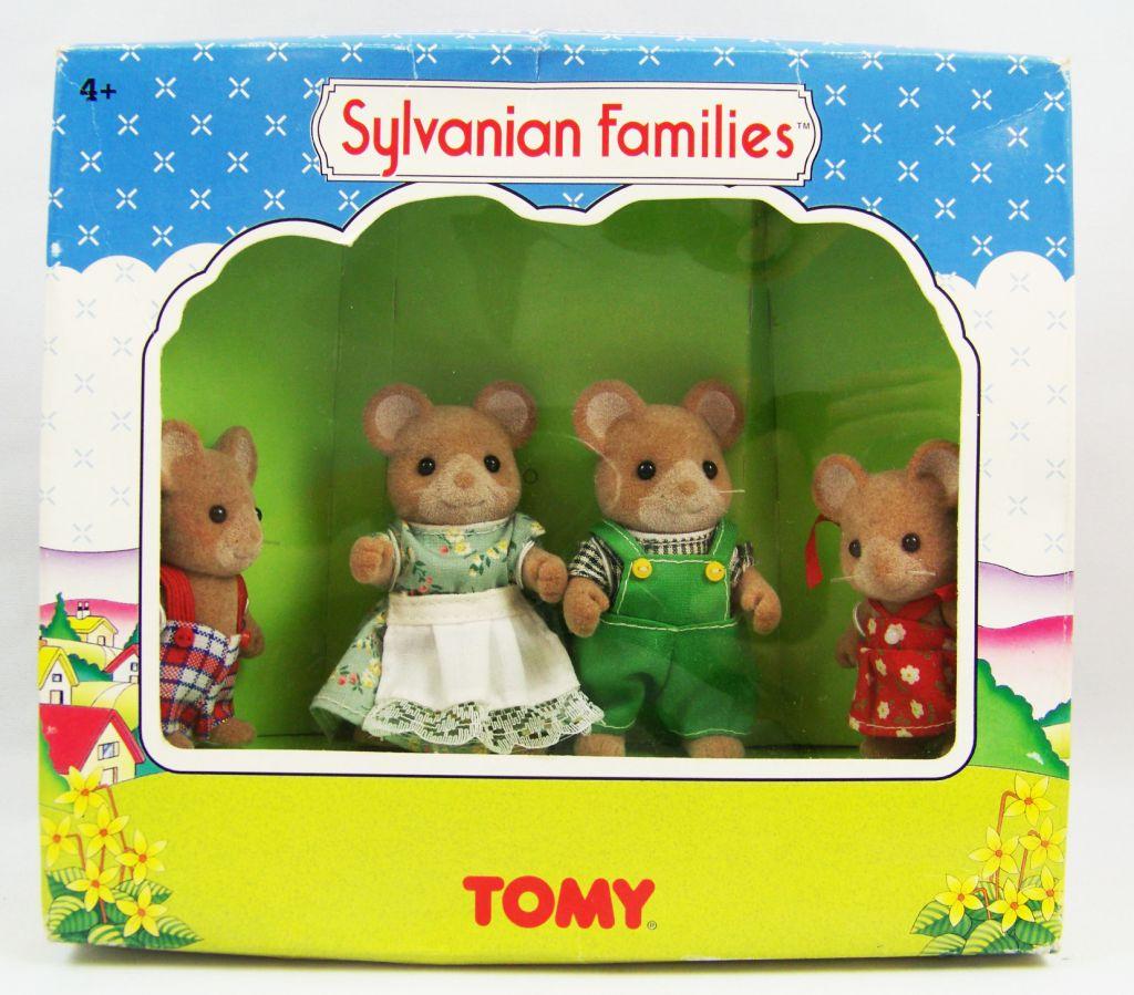 Les Petits Malins - La Famille Souris des Champs (Harvest Mice) 01
