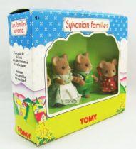 Les Petits Malins - La Famille Souris des Champs (Harvest Mice) 02