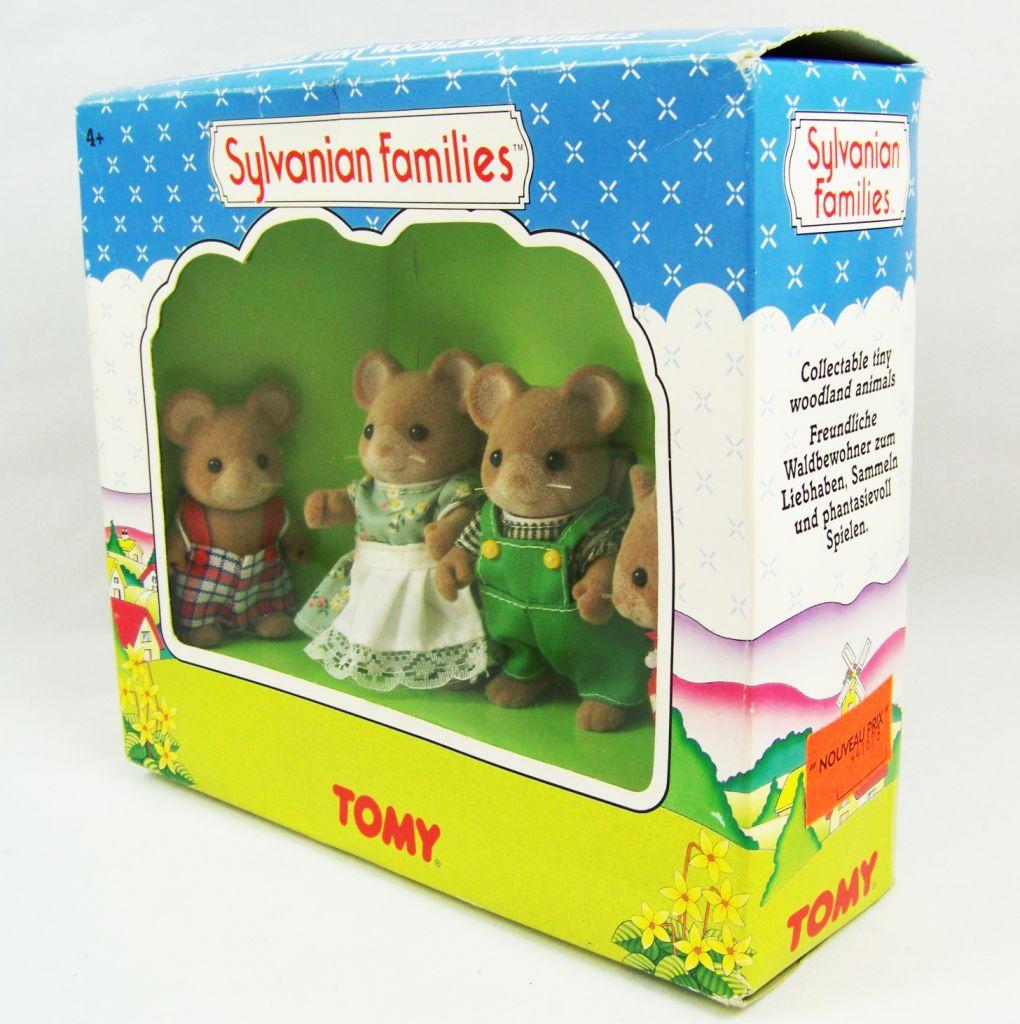 Les Petits Malins - La Famille Souris des Champs (Harvest Mice) 03