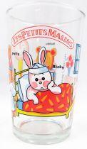 Les Petits Malins - Verre à moutarde Amora 1986 - L\'Hôpital