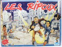 Les Ripoux - Board Game - Schmidt France 1987