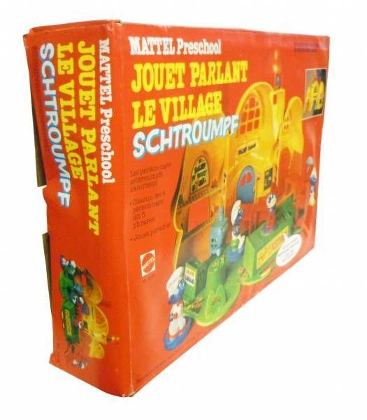 """Les Schtroumpfs - Mattel Preschool - Jouet parlant \""""Le Village Schtroumpf\"""""""