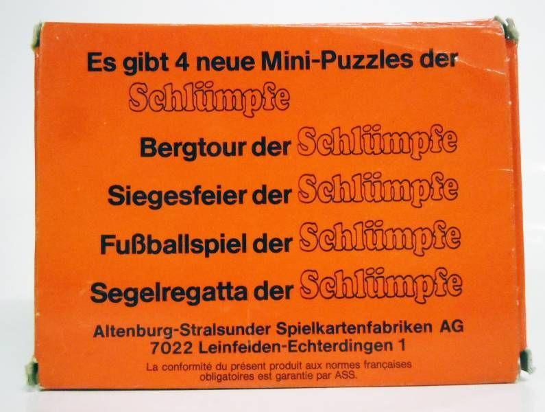 Les Schtroumpfs - Mini Puzzle 63p ASS - Les Schtroumpf à la montagne