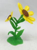 Les Schtroumpfs - Schleich - Fleurs (occasion)