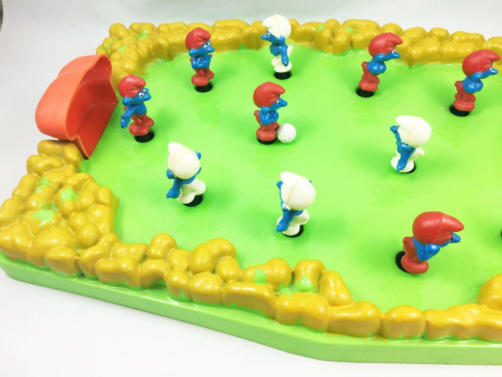 Les Schtroumpfs (Los Pitufos) - Perma Reexsa - Pitufogol (jeu de football de table)