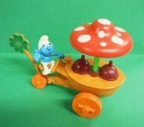 Les Schtroumpfs Maxi Kinder - Ferrero - Le Schtroumpf Glaçier