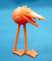 Les Shadoks - Figurine Premium Buitoni - Shadok debout orange