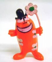 Les Shadoks - Jim Figure - Gibi on 2 legs (orange)