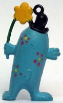 Les Shadoks - Jim Figure - Gibi standing (blue)