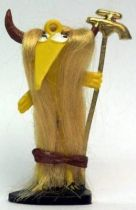 Les Shadoks - Jim Figure - Shadock plomber (yellow)