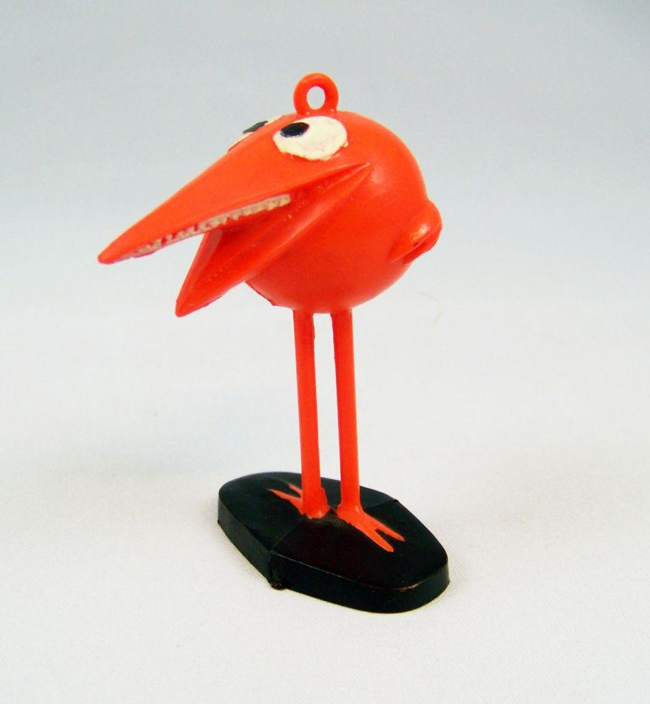 Les Shadoks - Figurine Jim - Shadok orange 02