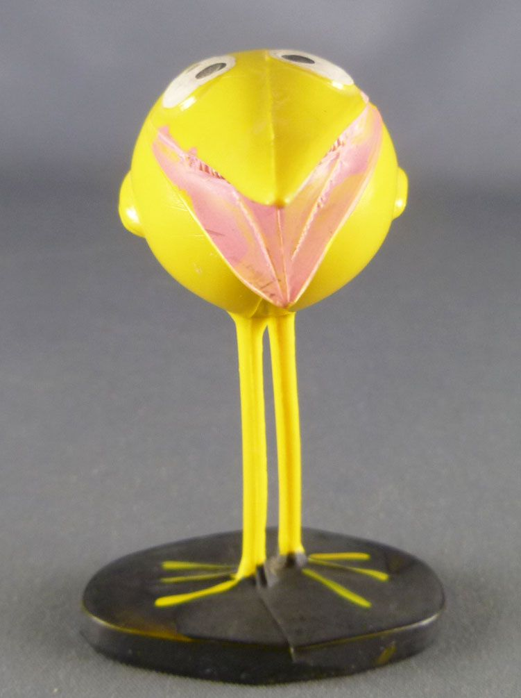 Les Shadoks - Jim Figure - Shadok (yellow)