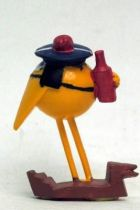 Les Shadoks - Jim Figure - Shadok sailor (dark yellow)