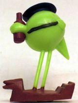 Les Shadoks - Jim Figure - Shadok sailor (green)