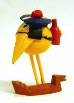 Les Shadoks - Jim Figure - Shadok sailor (yellow)