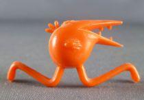 Les Shadoks - Premium Figure - Shadok sleeping  orange