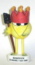 Les Shadoks - Shadok yellow ceramic figure