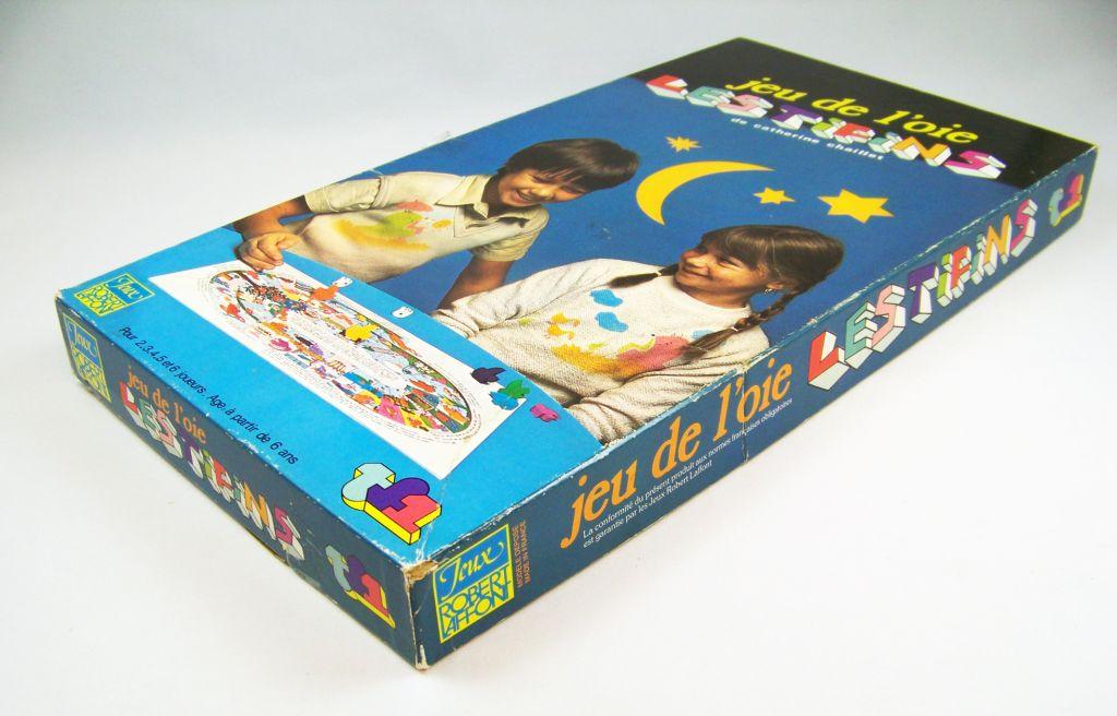 Les Tifins  - Jeux Robert Laffont - Jeu de l\'Oie 02