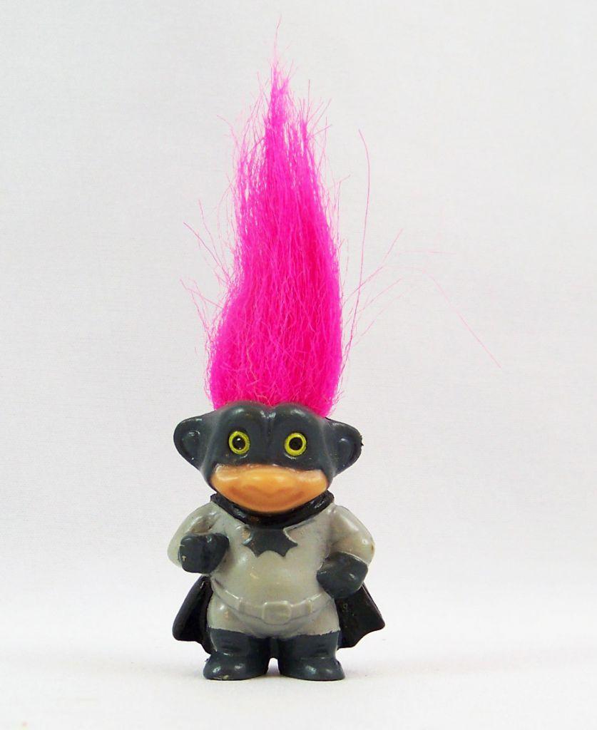 Les Trolls - Figurine PVC Soma 1992 - Bat-Troll (Gris)