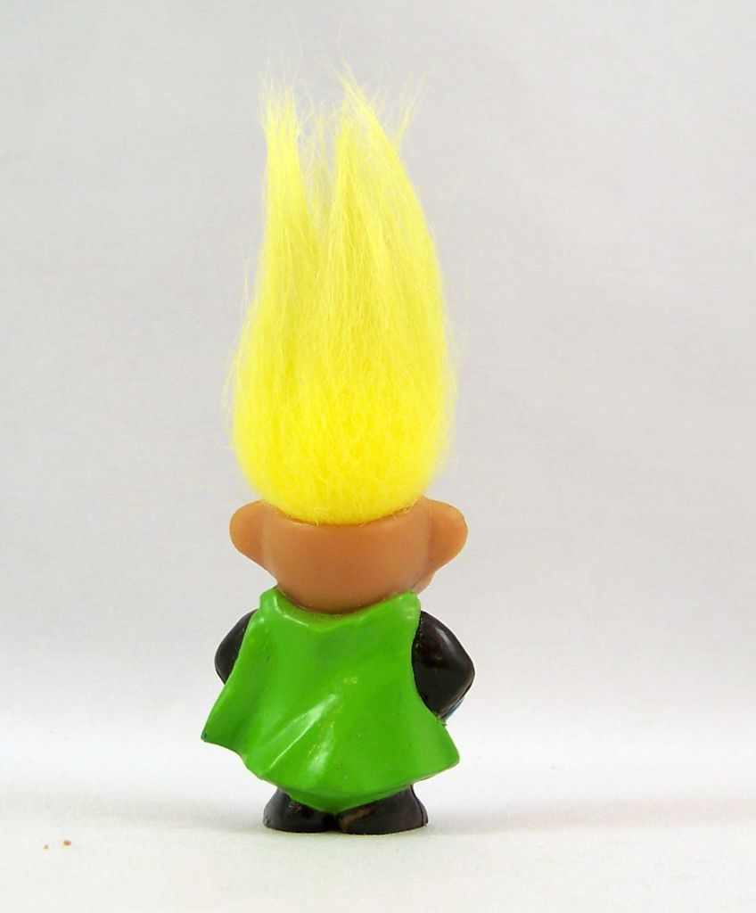 Les Trolls - Figurine PVC Soma 1992 - Super-Troll