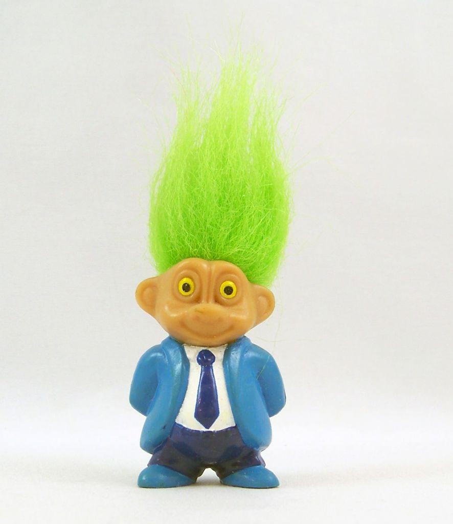 Les Trolls - Figurine PVC Soma 1992 - Troll Businessman