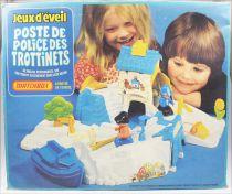 Les Trottinets - Matchbox - Le Poste de Police (neuf en boite)