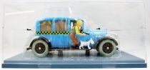 Les Voitures de Tintin (Echelle 1:24) - Hachette - N°07 Le Taxi de Chicago (Tintin en Amérique)