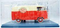 Les Voitures de Tintin (Echelle 1:24) - Hachette - N°13 La Camionette Sanzot (L\'Affaire Tournesol)