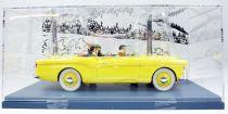 Les Voitures de Tintin (Echelle 1:24) - Hachette - N°24 La Cabriolet Bordure (L\'Affaire Tournesol)