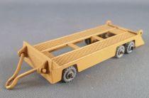 Lesney Matchbox N° 16 Remorque Atlantic Transport Véhicules Ocre