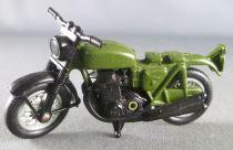 Lesney Matchbox N° 18 Moto Honda Hondarora Kaki