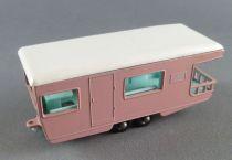 Lesney Matchbox N° 23 Caravane Rose