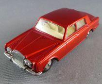 Lesney Matchbox N° 24 Rolls Royce Silver Shadow Rouge Métalisé