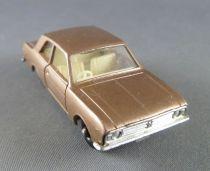 Lesney Matchbox N° 25 Ford Cortina Bronze Métalisé