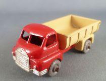 Lesney Matchbox N° 40 Camion Benne Bedford 7 tons Tipper Rouge & Ocre