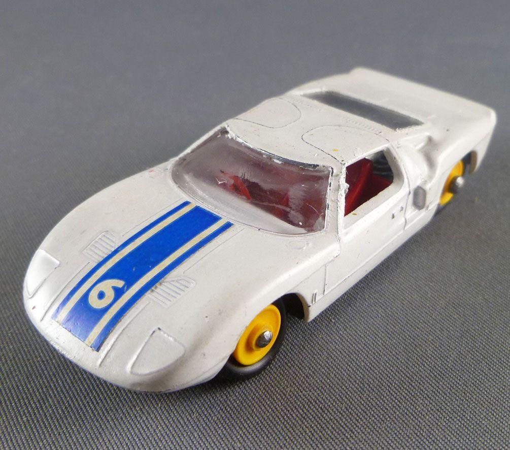 Lesney Matchbox N° 41 Ford Gt Blanche n°6