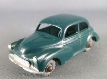 Lesney Matchbox N° 46 Morris Minor 1000 Dark Green/Blue