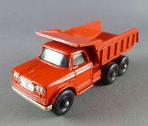 Lesney Matchbox N° 48 Camion Benne Dumper Truck