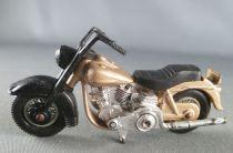 Lesney Matchbox N° 50 Moto Harley Davidson