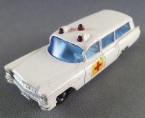 Lesney Matchbox N° 54 S&S Cadillac Ambulance
