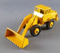 Lesney Matchbox N° 69 Tracto Pelle Jaune Tractor Shovel