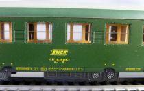 Lima 309192 Ho Sncf voiture 2° Classe Type B10 Immat 518720-80528-6 Neuve Boite