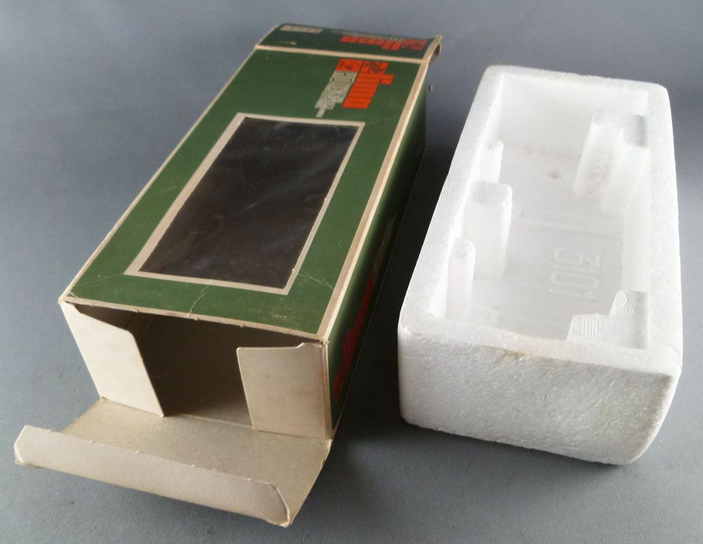 Lima 3113 Ho Db Fridge Wagon 2 Axles Coca Cola Near Mint in Box
