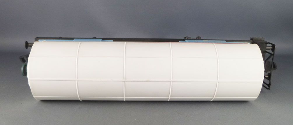 Lima 6770 0 Gauge Sncf L\'Air Liquide Tank Wagon with Bogies Mint in Box