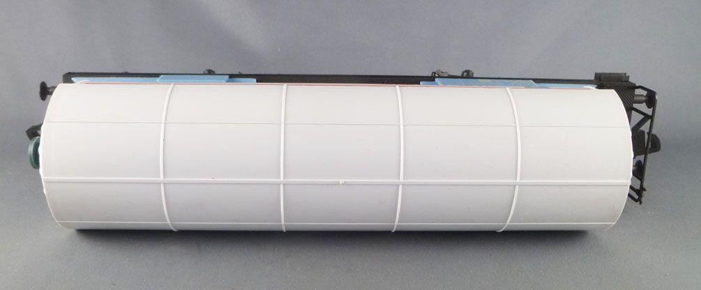 Lima 6770 Ech O Sncf Wagon Citerne à Bogies L\'Air Liquide Neuf Boite 3